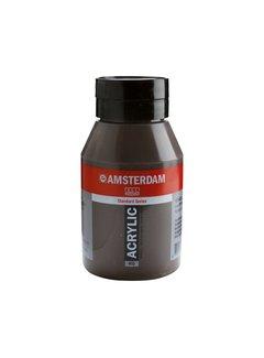 Amsterdam Amsterdam acrylverf 1 liter standard 403 Van Dijckbruin