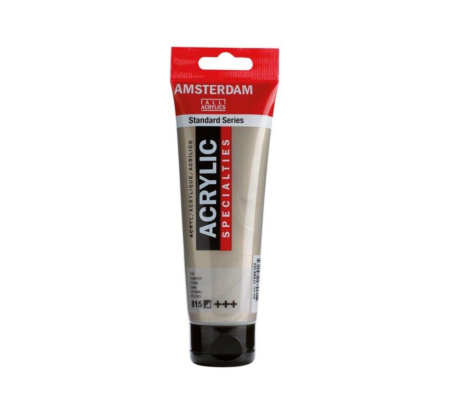 Amsterdam acrylverf 120ml standard 815 tin