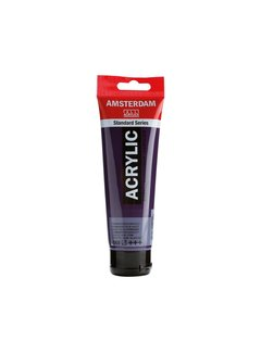 Amsterdam Amsterdam acrylverf 120ml standard 568 Permanentblauwviolet