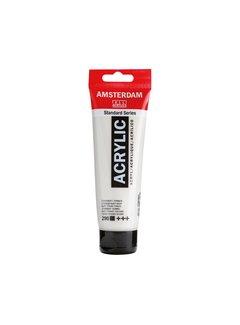 Amsterdam Amsterdam acrylverf 120ml standard 290 Titaanbuff donker