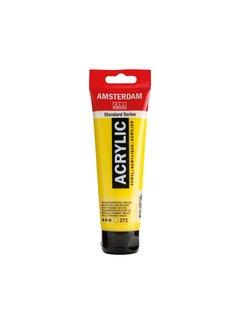 Amsterdam Amsterdam acrylverf 120ml standard 272 Transparantgeel middel