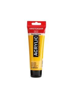 Amsterdam Amsterdam acrylverf 120ml standard 270 Azogeel donker