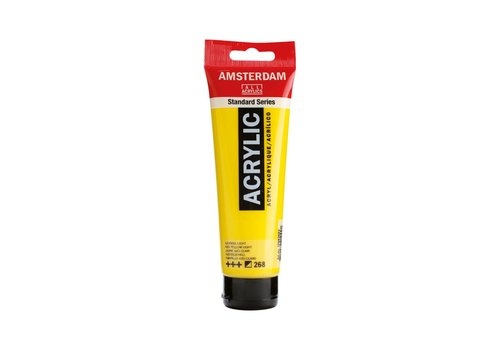 Amsterdam Amsterdam acrylverf 120ml standard 268 Azogeel licht