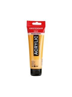 Amsterdam Amsterdam acrylverf 120ml standard 253 Goudgeel