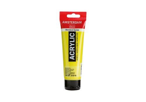 Amsterdam Amsterdam acrylverf 120ml standard 243 Groengeel