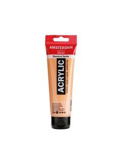 Amsterdam Amsterdam acrylverf 120ml standard 224 Napelsgeel rood