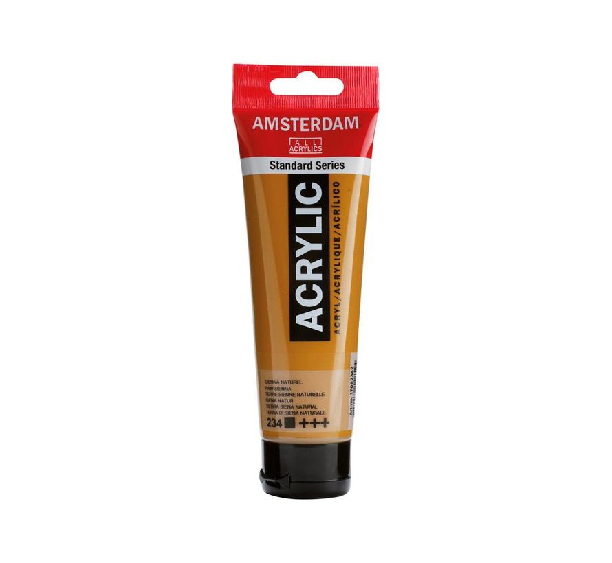 Amsterdam acrylverf 120ml standard 234 Sienna naturel