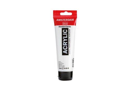 Amsterdam Amsterdam acrylverf 120ml standard 104 Zinkwit