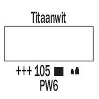 Amsterdam acrylverf 120ml standard 105 Titaanwit