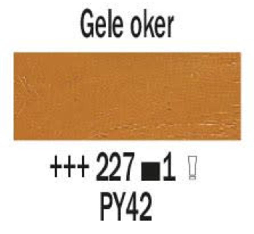 Rembrandt 40ml olieverf 227 Gele oker