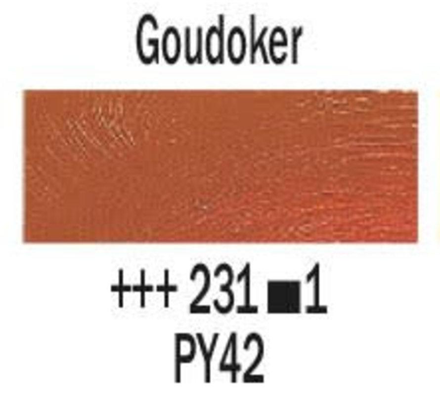Rembrandt 40ml olieverf 231 Goudoker