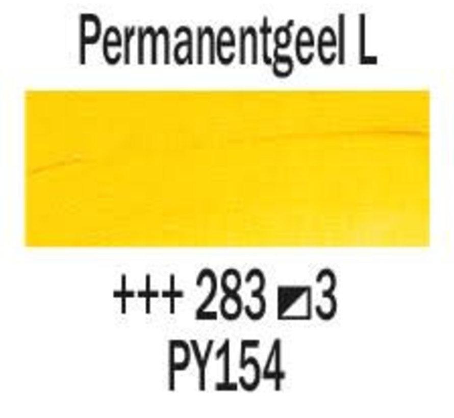 Rembrandt 40ml olieverf 283 Permanentgeel licht