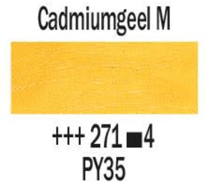 Rembrandt 40ml olieverf 271 Cadmiumgeel middel