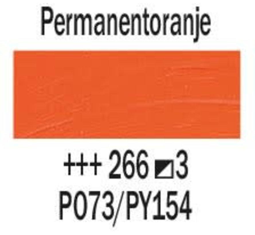 Rembrandt 40ml olieverf 266 Permanentoranje