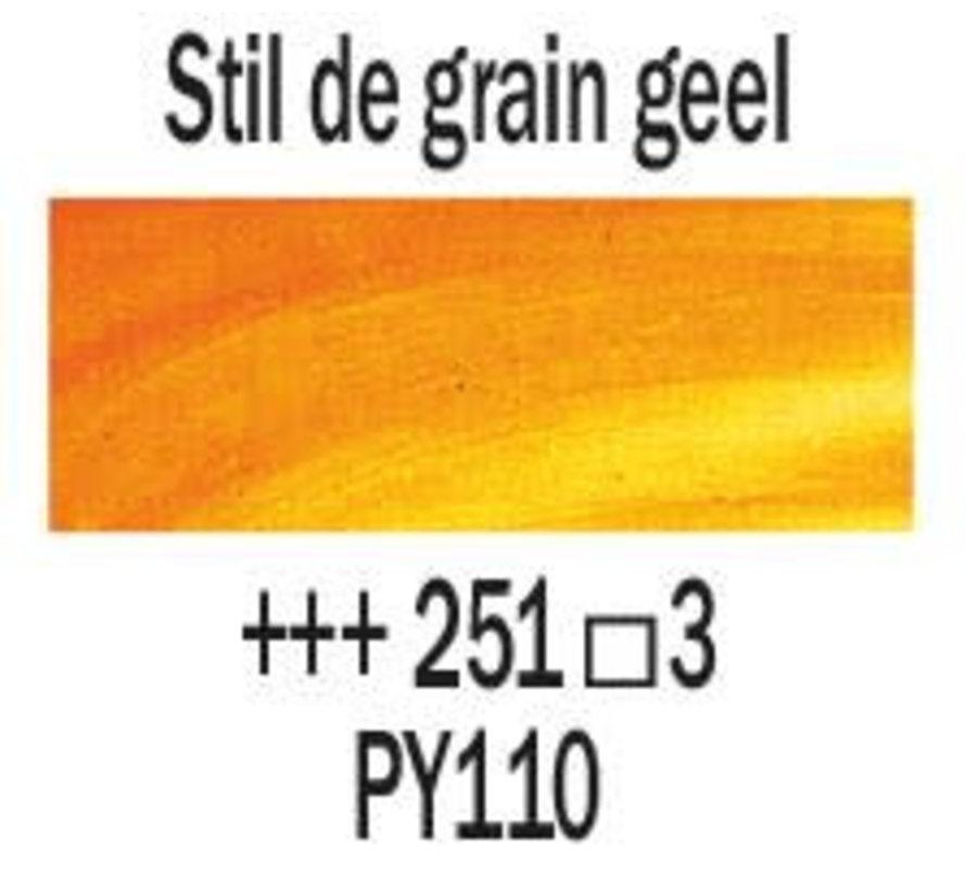Rembrandt 40ml olieverf 251 Stil de grain geel