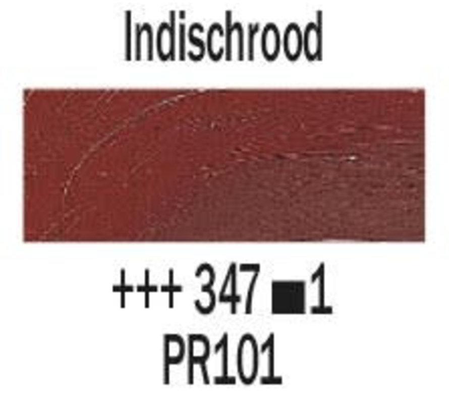 Rembrandt 40ml olieverf 347 Indischrood