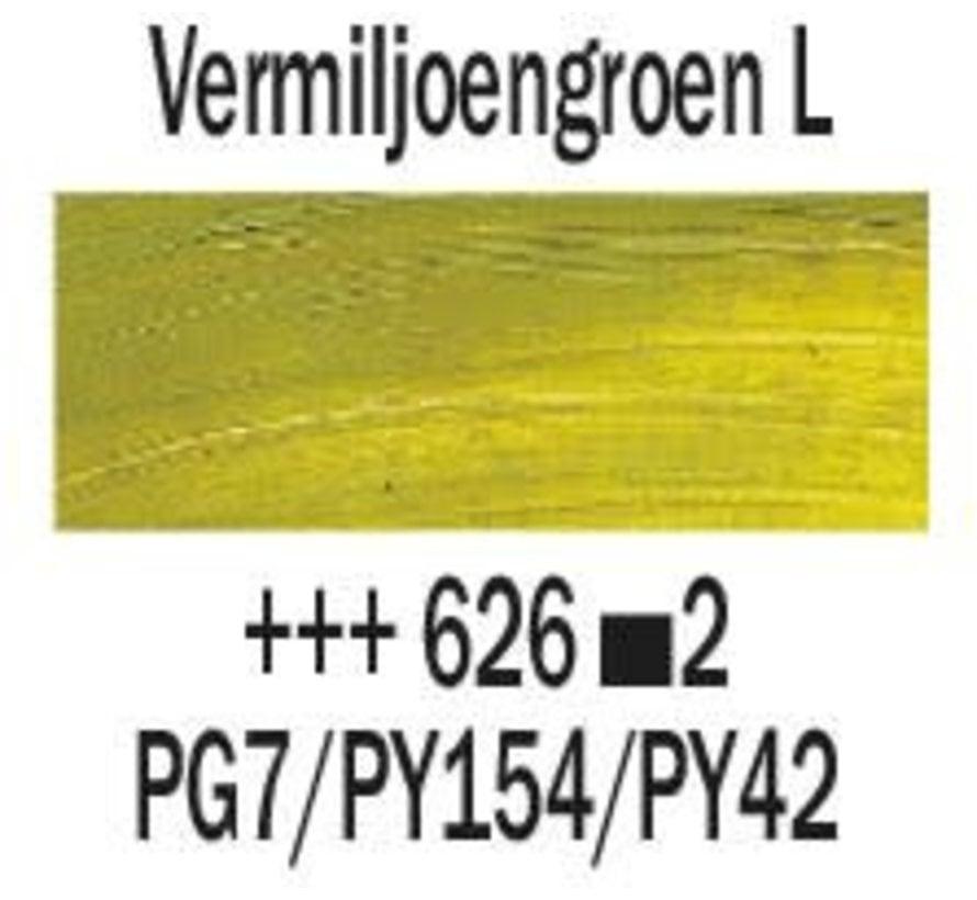 Rembrandt 40ml olieverf 626 Vermiljoengroen licht