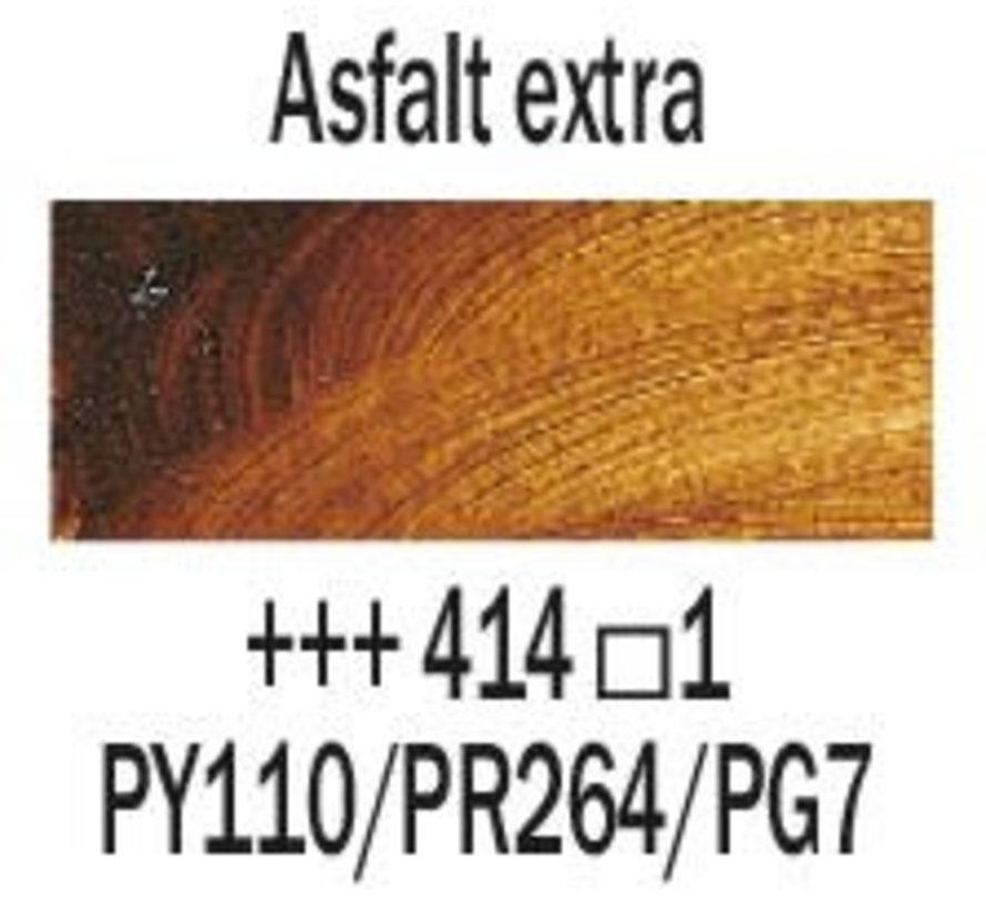 Rembrandt 40ml olieverf 414 Asfalt extra