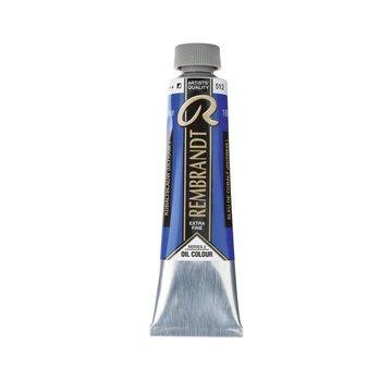 Rembrandt Rembrandt 40ml olieverf 512 Kobaltblauw ultramarijn