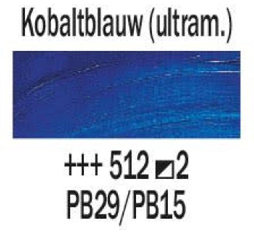 Rembrandt 40ml olieverf 512 Kobaltblauw ultramarijn