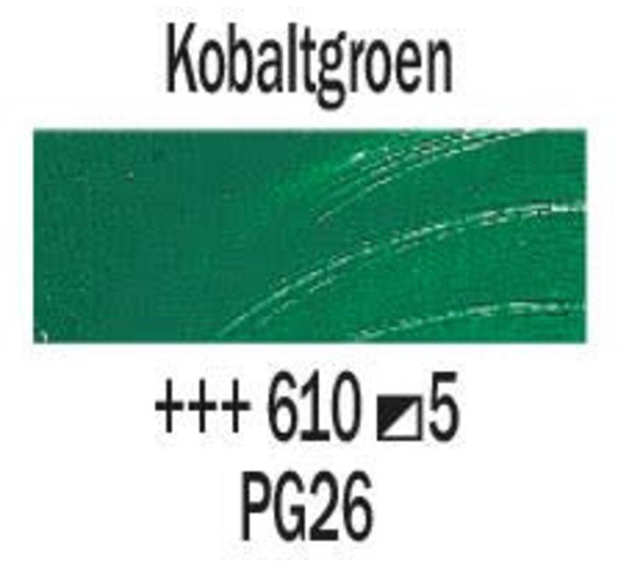 Rembrandt 40ml olieverf 610 Kobaltgroen