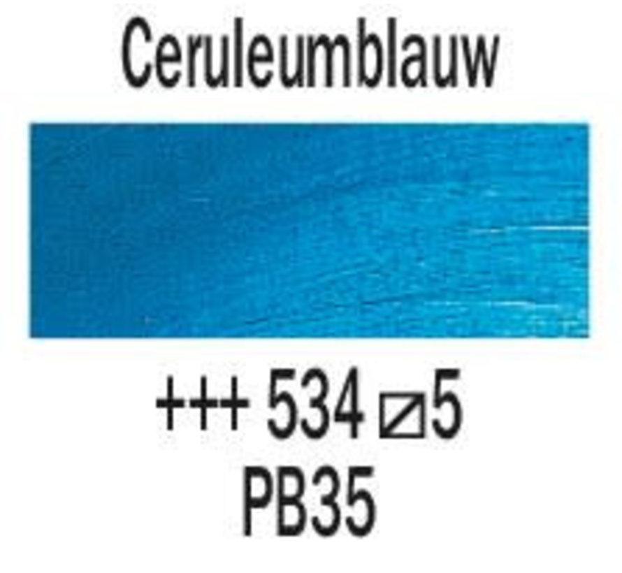 Rembrandt 40ml olieverf 534 Ceruleumblauw
