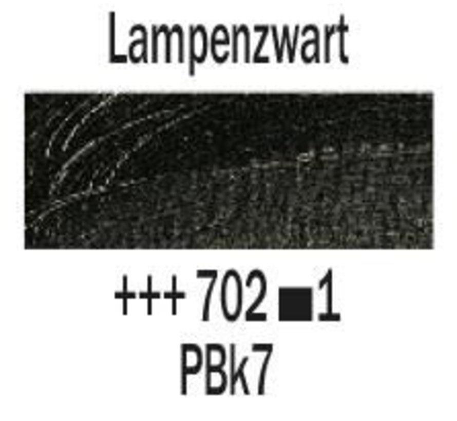 Rembrandt 40ml olieverf 702 Lampenzwart