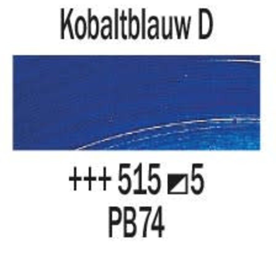 Rembrandt 40ml olieverf 515 Kobaltblauw donker