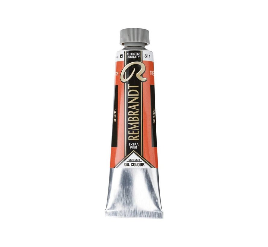Rembrandt 40ml olieverf 811 Brons