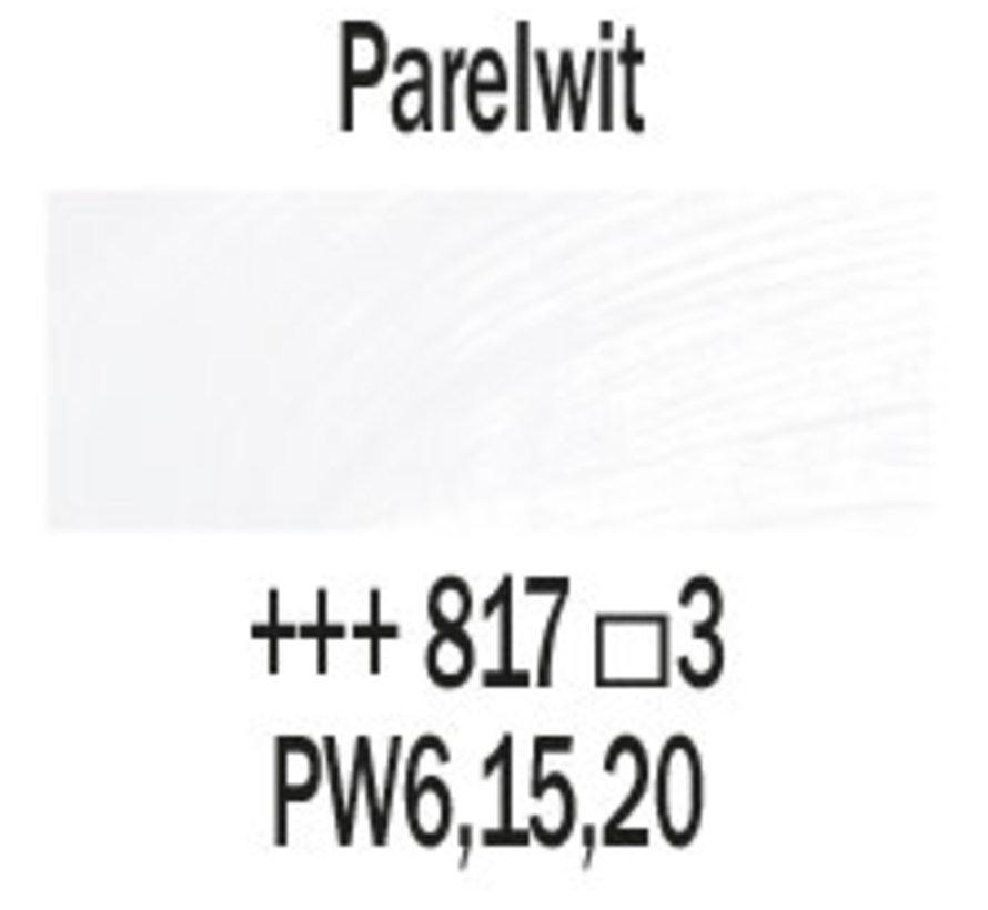 Rembrandt 40ml olieverf 817 Parelwit