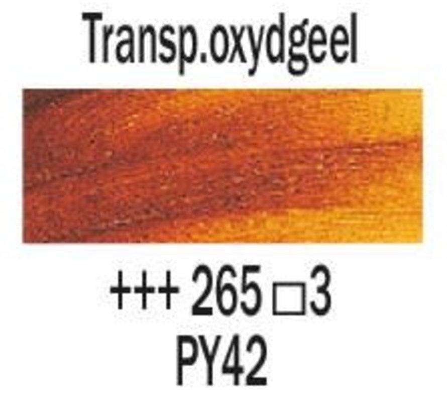 Rembrandt 40ml olieverf 265 Transparantoxydgeel