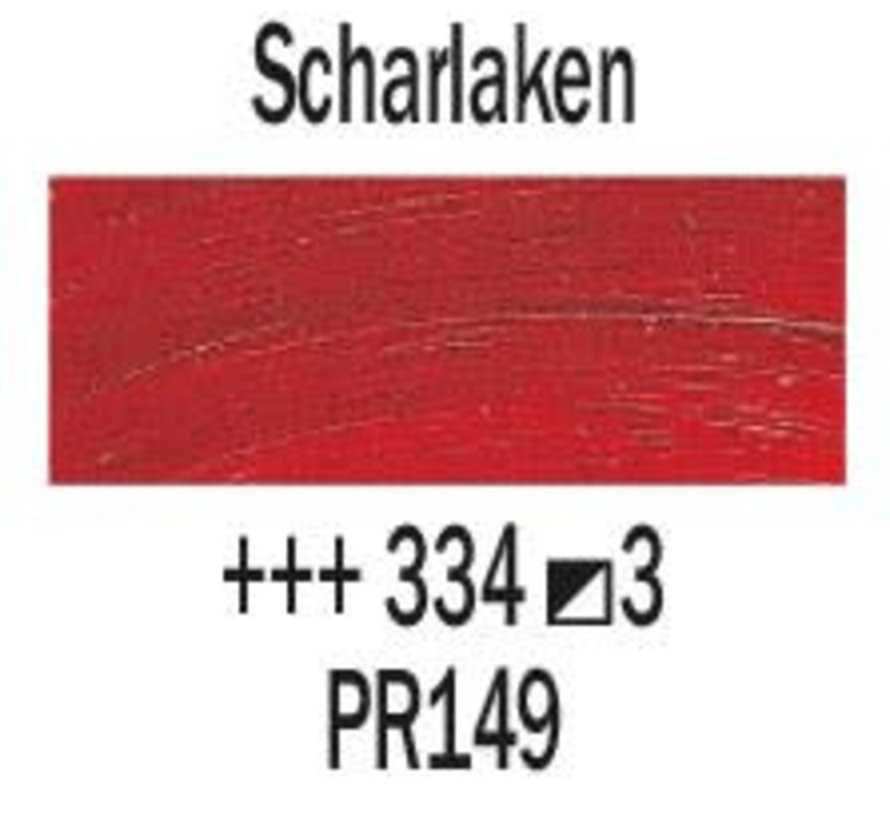 Rembrandt 40ml olieverf 334 Scharlaken
