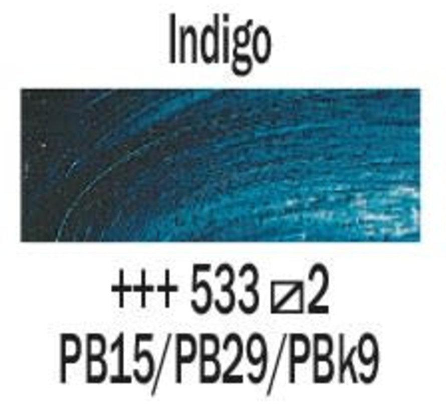 Rembrandt 40ml olieverf 533 Indigo