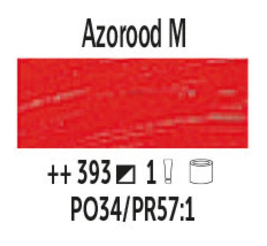Van Gogh 200ml olieverf 393 Azorood middel