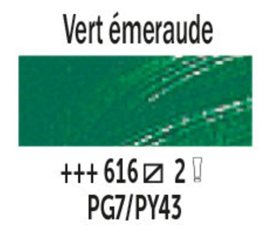 Van Gogh 200ml olieverf 616 Vert emeraude