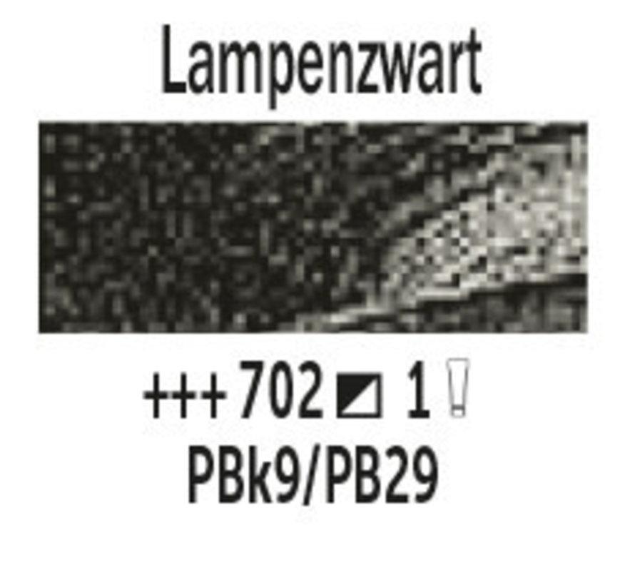 Van Gogh 200ml olieverf 702 Lampenzwart