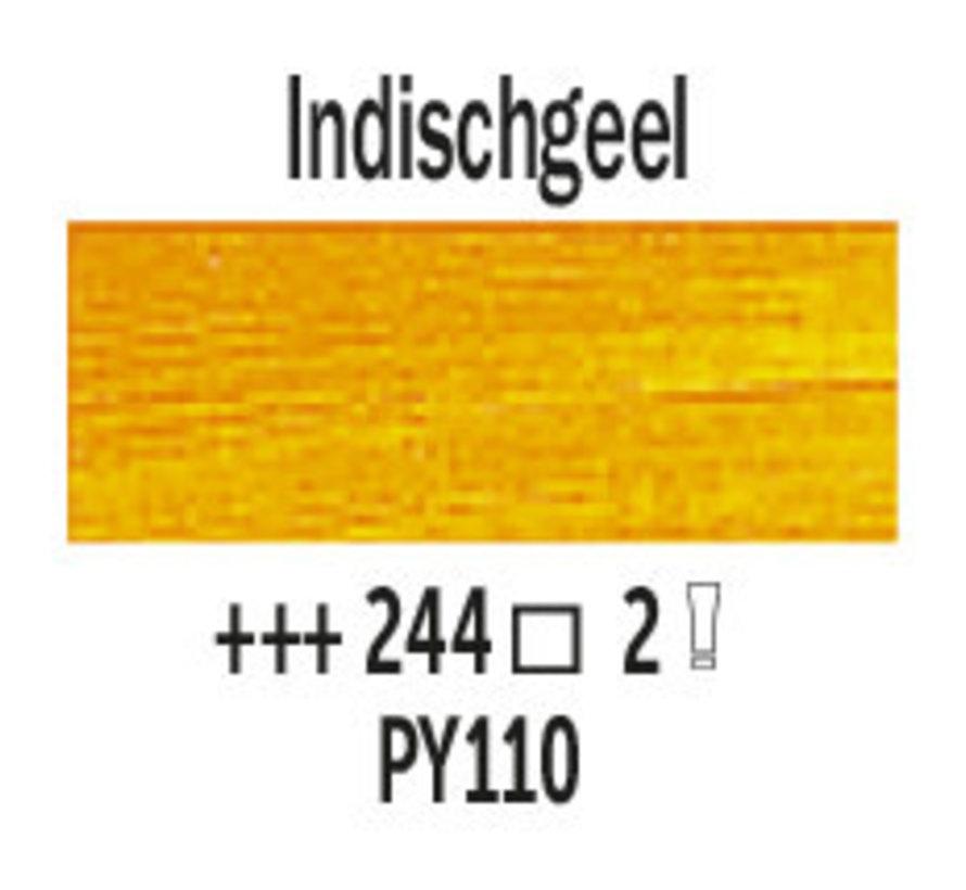 Van Gogh 200ml olieverf 244 Indischgeel