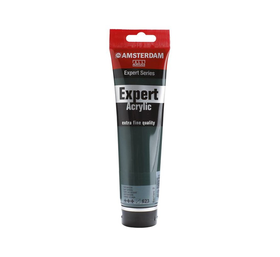 Amsterdam expert 150ml acrylverf 623Sapgroen