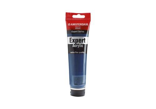 Amsterdam Amsterdam expert 150ml acrylverf 565 Phtaloturkooisblauw