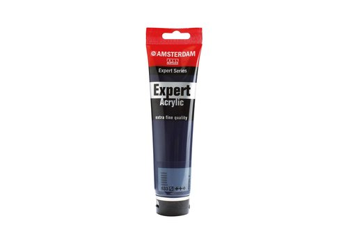 Amsterdam Amsterdam expert 150ml acrylverf 533 Indigo
