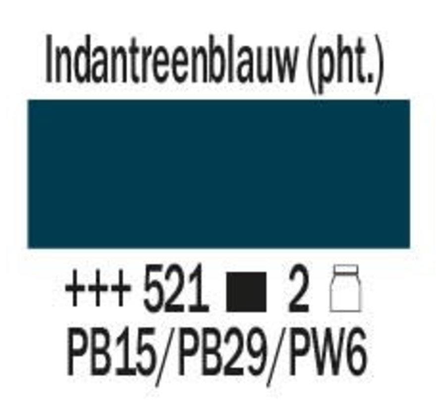Amsterdam expert 150ml acrylverf 521 Indantreenblauw phtalo
