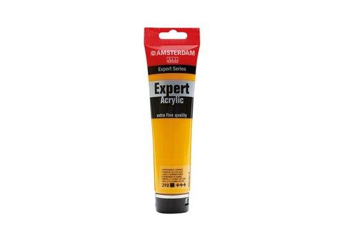 Amsterdam Amsterdam expert 150ml acrylverf 210 Cadmium geel donker