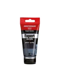 Amsterdam Amsterdam expert 75ml acrylverf 735 Oxydzwart
