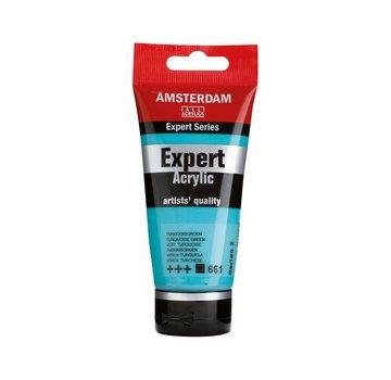 Amsterdam Amsterdam expert 75ml acrylverf 661 Turkooisgroen