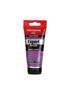 Amsterdam Amsterdam expert 75ml acrylverf 589 Permanentviolet dekkend