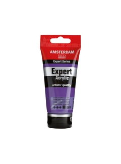 Amsterdam Amsterdam expert 75ml acrylverf 581 Perm. blauwviolet dekkend
