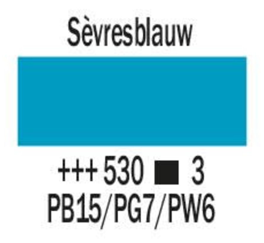 Amsterdam expert 75ml acrylverf 530 Sevresblauw