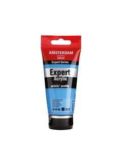 Amsterdam Amsterdam expert 75ml acrylverf 517 Koningsblauw