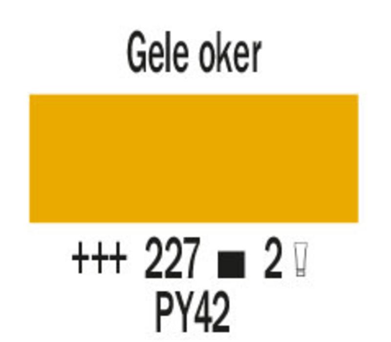 Cobra artist 150ml olieverf 227 Gele oker