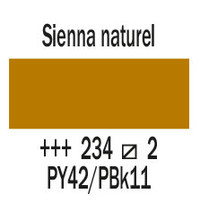 Cobra artist 40ml olieverf 234 Sienna naturel